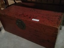 Large Wood Chest. in Fort Polk, Louisiana