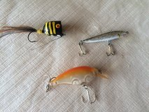 FISHING LURES #7 in Plainfield, Illinois