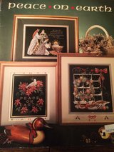 3 CHRISTMAS CROSS STITCH in Joliet, Illinois
