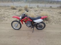 02 xr80r obo in Yucca Valley, California