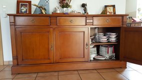 LAST DAY!! Living room furniture ( cabinet/vitrine and sideboard) in Ramstein, Germany