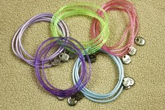 Jelly Bracelet Sets with Charms in Kingwood, Texas