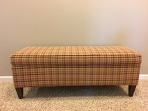 Upholstered Bench in Naperville, Illinois