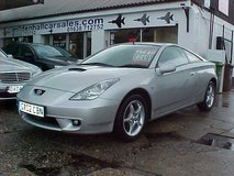 **OUTSTANDING TOYOTA CELICA!!. AT MILDENHALL CAR SALES!!** in Lakenheath, UK