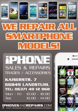 iPhone Repair / All Devices in Ramstein, Germany