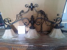 Chandelier light - reduced in Spring, Texas