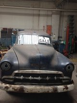 Vintage 1952 Chevy Panel Delivery Truck Project in Naperville, Illinois