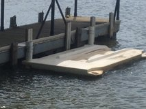 PWC (Personal Watercraft) dock in Cadiz, Kentucky