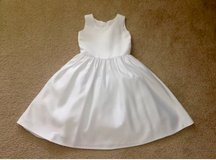 Flower Girl Dress Size 3 White in Joliet, Illinois