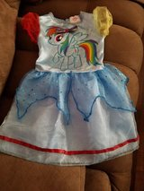 My Little Pony costume in Barstow, California