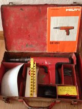 Hilti DX350 Nailer in Lockport, Illinois