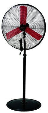 "NEW 30"" FAN ~ Tall Large Pedestal Floor Air Cooling Circulator in Bartlett, Illinois"