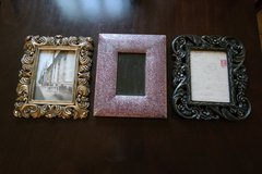 3 Picture Frames in Beaufort, South Carolina