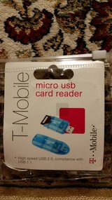 Micro usb card reader in Fort Irwin, California