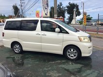 2002 Toyota Alphard G - TINT - PWR Slide - Arctic A/C - Perfect Family Van - Compare & $ave! in Okinawa, Japan
