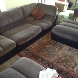 5 pc sectional sofa in Gloucester Point, Virginia