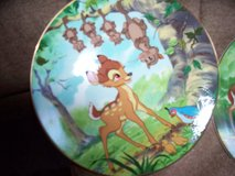 Disney Plates X6 in Vacaville, California