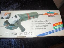 Grinding maschine/angle grinder - brand KING CRAFT KWS 800 in Ramstein, Germany