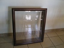 Large Shadow Box or Display Case in Alamogordo, New Mexico
