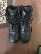"Magnum 8"" steel toe boots in Fort Bliss, Texas"