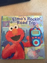 Elmo's Rockin'RoadTrip Book and Music Player in St. Charles, Illinois