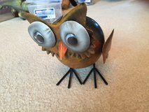 Decorative Metal Owl in St. Charles, Illinois