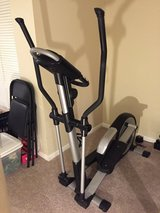 Siemens CE Smooth Elliptical ( Whisper Quiet W/ Heart Rate Monitor) in Joliet, Illinois