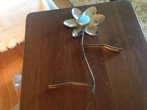 Metal Flower Plant Stake in Bolingbrook, Illinois
