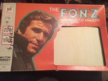 The Fonz Game Happy Days Tom & Jerry Board Game 1976-1977 in Warner Robins, Georgia