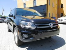2012 Volkswagen Tiguan SE 4-motion AWD in Spangdahlem, Germany