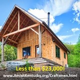 Amish Crafted Cabins & Cottages in Todd County, Kentucky