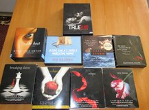 LOT OF AUDIO BOOKS ON CD TWILIGHT ECLIPSE SERIES AND MORE in 29 Palms, California