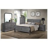 QUEEN 4 PC BED SET ONLY in Los Angeles, California