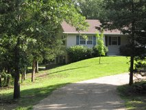 For Rent Secluded Two Bedroom 2 1/2 Bath Home No Pets No Smoking in Fort Leonard Wood, Missouri
