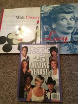 25 Amazing Years of People, The Art of Walt Disney, and Lucy, a Life in Pictures in Naperville, Illinois