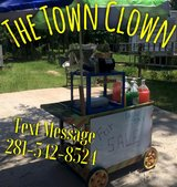 Shaved Ice Rental @ your next event in Houston, Texas