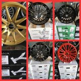WHEELS TIRE SALE in Miramar, California