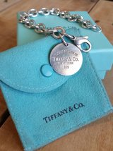 TIFFANY & CO. ROUND TAG BRACELET in Moody AFB, Georgia