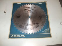 "DELTA 10"" SAW BLADE (PICKUP) in Byron, Georgia"