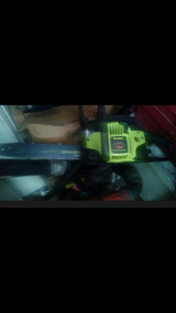 Poulan shark chainsaw14 in Cleveland, Texas