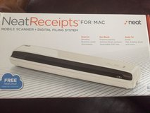 Neat Receipts Portable Scanner for Mac in Chicago, Illinois
