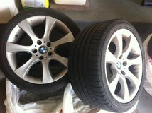 SUPER VALUE!! BMW front and rear wheels and tires in Alamogordo, New Mexico