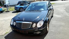 2008 Mercedes  C.d.I.  inspection, free delivery in Hohenfels, Germany
