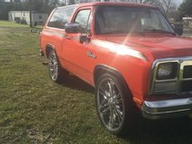 91 Ram charger in Mobile, Alabama