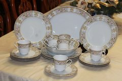 Wallace Heritage Porelain Dishs in Leesville, Louisiana