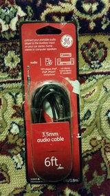 Ge 6ft audio cable in Fort Irwin, California
