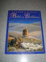 Reader's Digest Bible for Children Hardcover Book in Naperville, Illinois