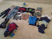 Lot 3/4T Clothes in Beaufort, South Carolina