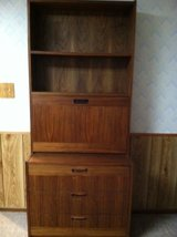 Teak Solid Wood Cabinet in Naperville, Illinois