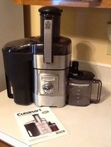 Cuisinart CJE-1000 Juicer in Fort Campbell, Kentucky